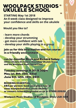 Ukulele Improvers