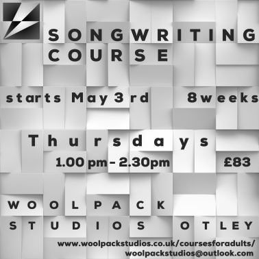 Song writing course