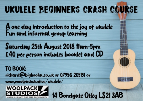Ukulele One Day Course