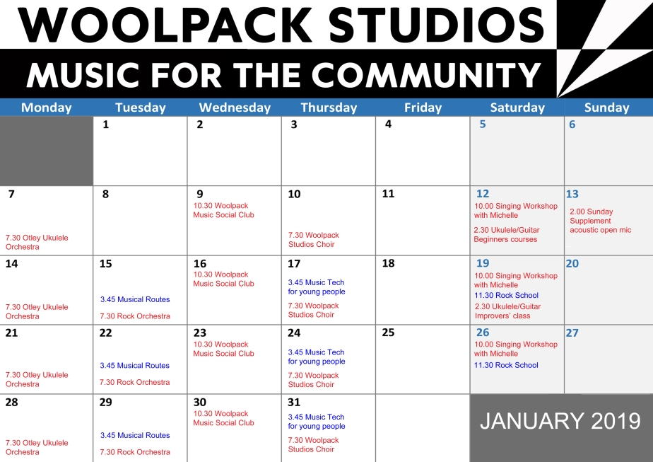 january woolpack calendar
