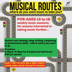 Musical Routes for young people