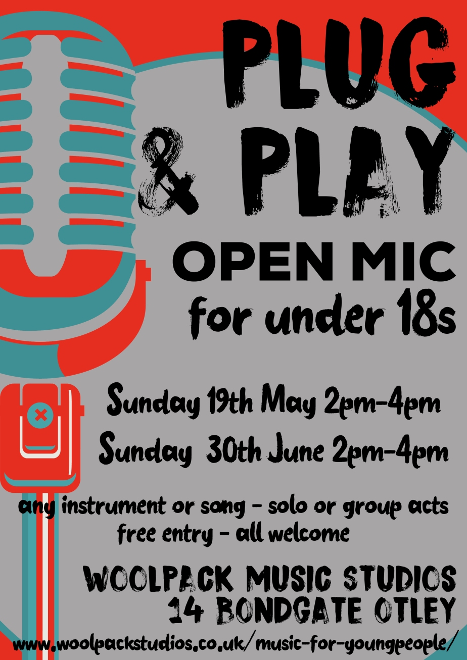 plug and play open mic poste may june