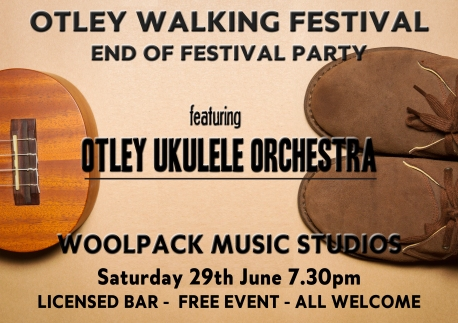 Walking Festival Party