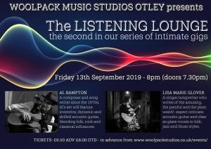 Listening Lounge