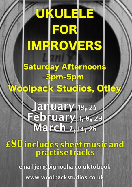 Ukulele Improvers' Course