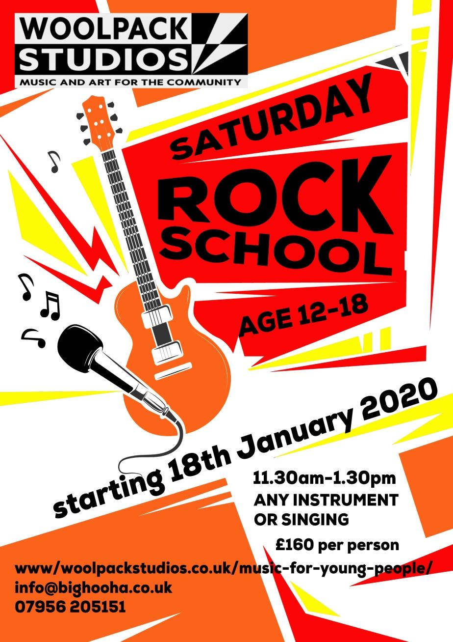 ROCK SCHOOL FLYER JAN 2020