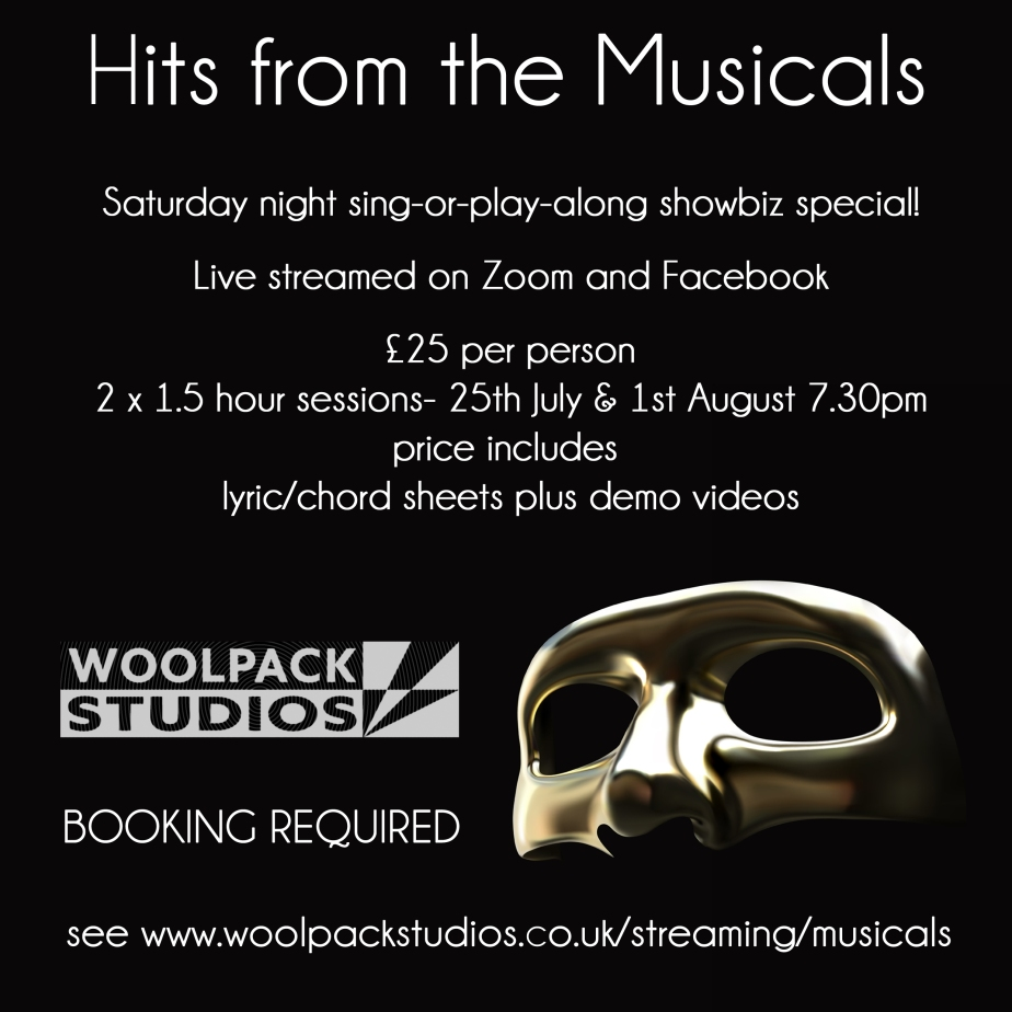 HITS FROM THE MUSICALS (1)